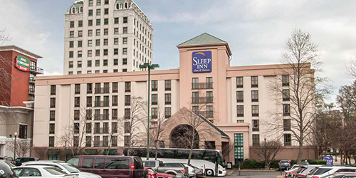 Sleep Inn Downtown Memphis