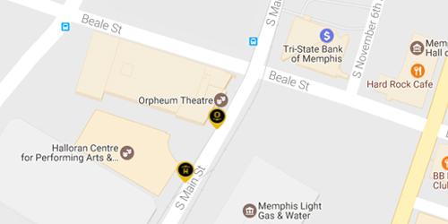 Plan A Visit Orpheum Theatre Memphis