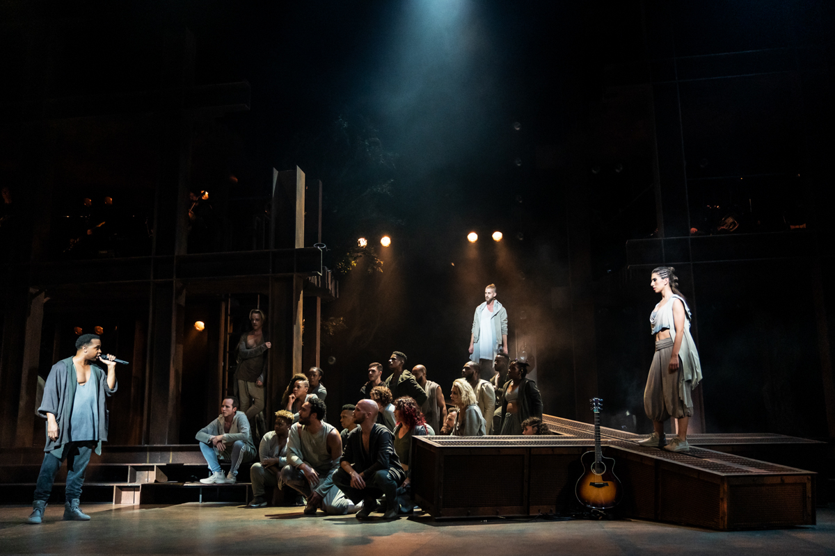 Jesus Christ Superstar, full cast.