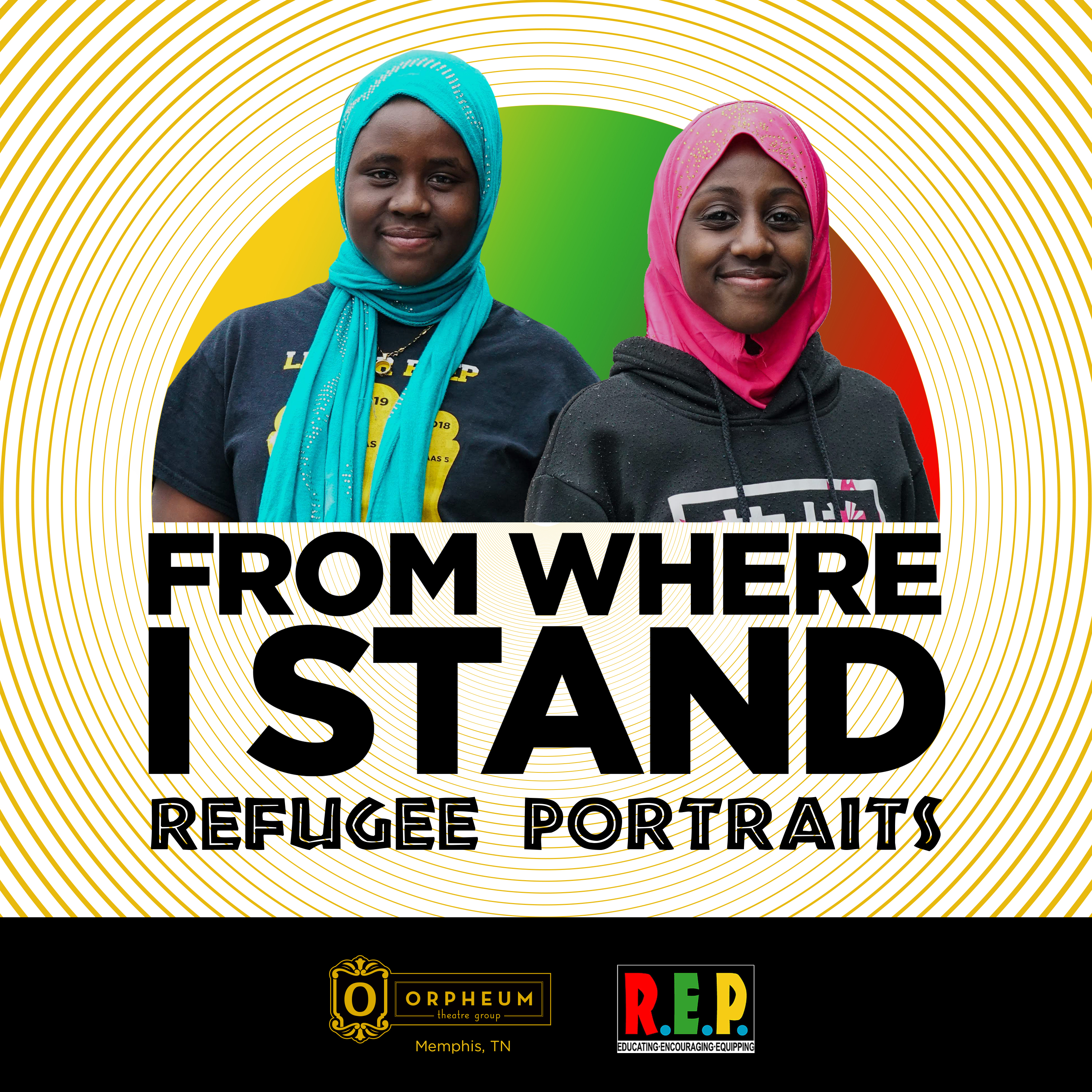 From Where I Stand: Refugee Portraits Podcast