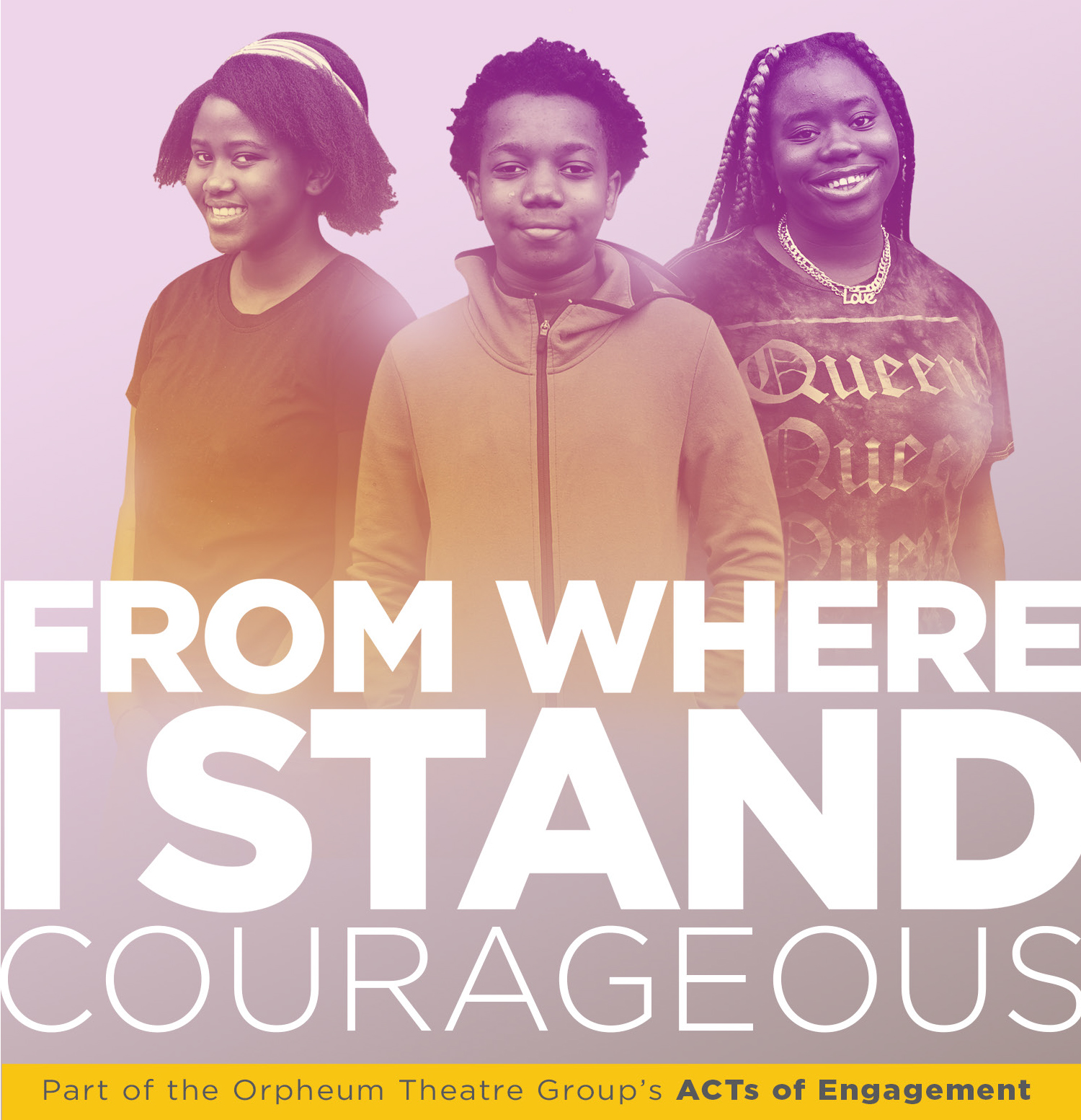 From Where I Stand: Courageous